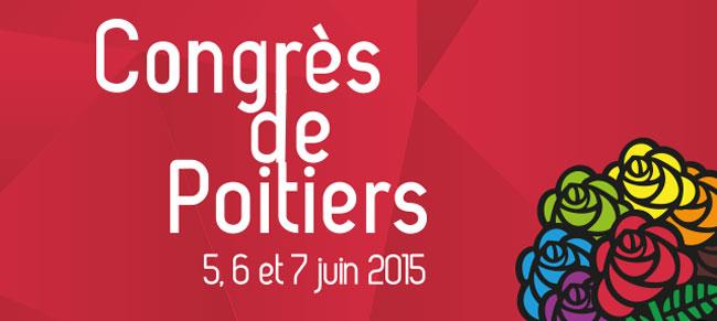 77eme Congrès du PS à Poitiers