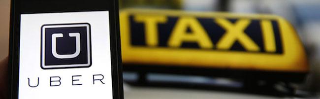 conflit #Taxi versus #UberPop